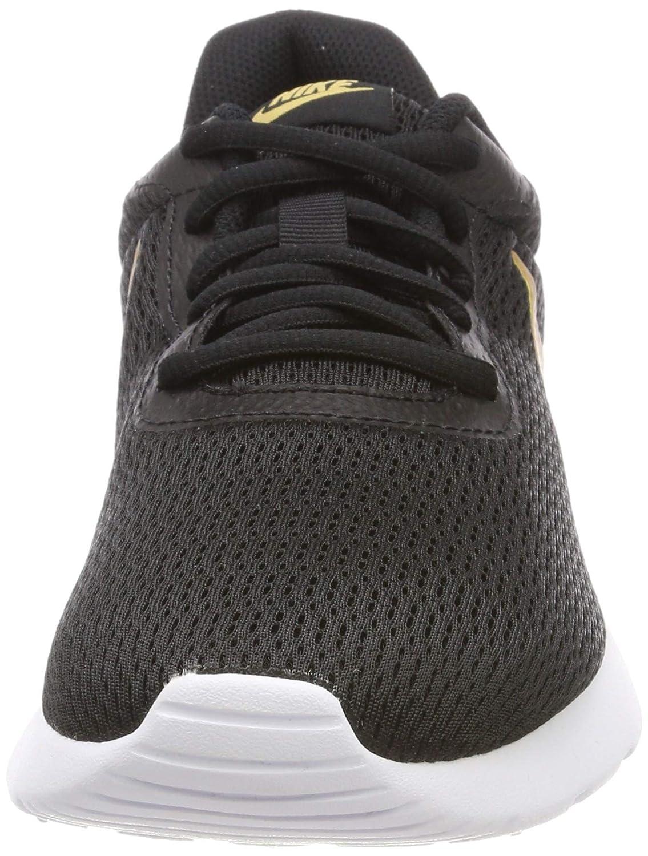 NIKE Men s Tanjun Black Metallic Gold-White Sneakers(AQ7154-001)  Buy  Online at Low Prices in India - Amazon.in c4d1e631a9