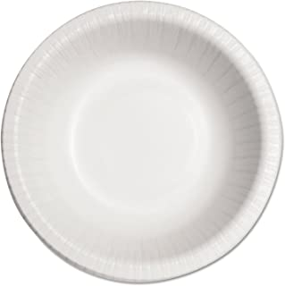 product image for SOLO Cup Company Bare Eco-Forward Clay-Coated Paper Dinnerware, Bowl, 12oz, 125/bag, 8/ct