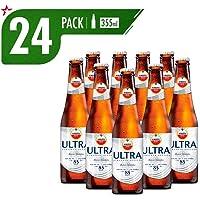 Cerveza Clara Amstel Ultra 24 Pack Botella 355 Ml