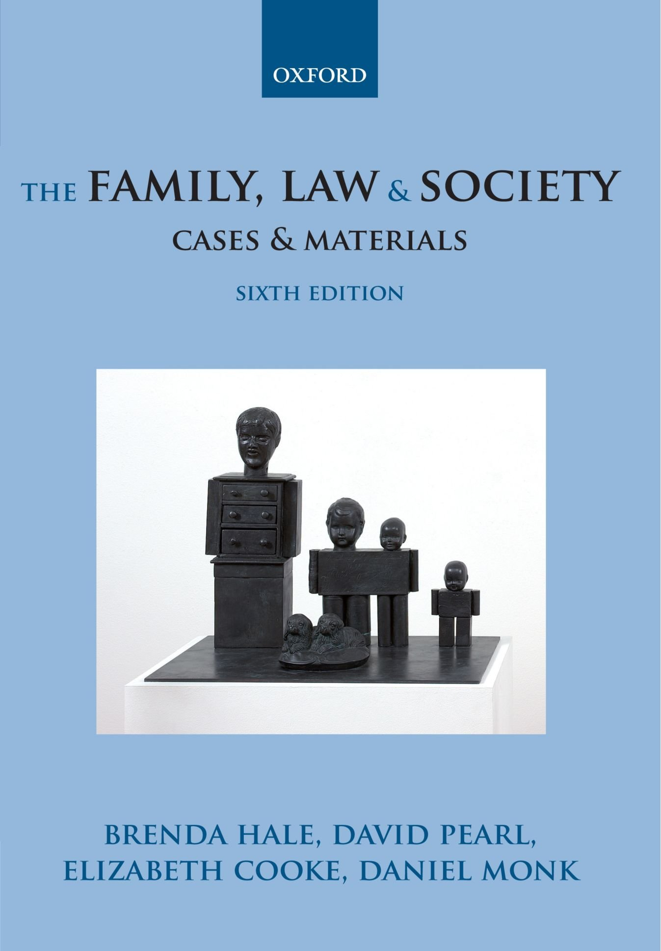 The Family, Law & Society: Cases & Materials