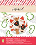 Sweet Sugarbelle Cookie Cutters, Here Comes Santa