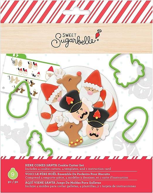 Sweet Sugarbelle SB372401 - Cortadores de galletas, diseño ...
