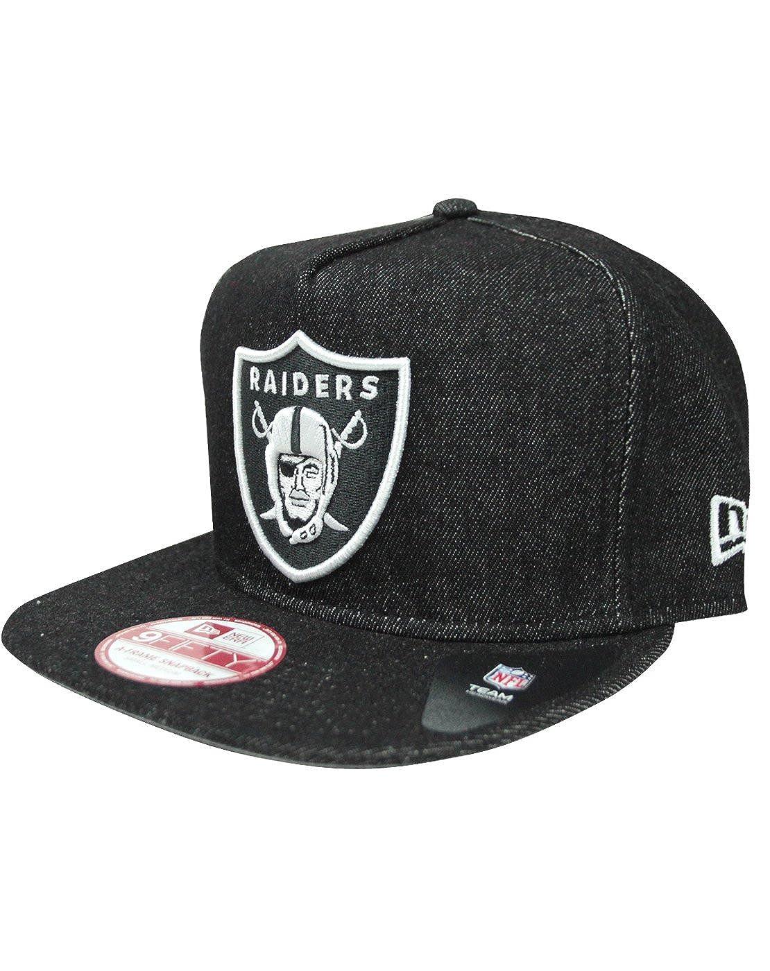 A NEW ERA Hombres Oakland Raiders - Gorra (M-L): Amazon.es: Ropa y ...