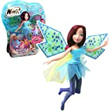Winx Club - Bloomix Fairy - Doll Tecna 28cm by Witty Toys