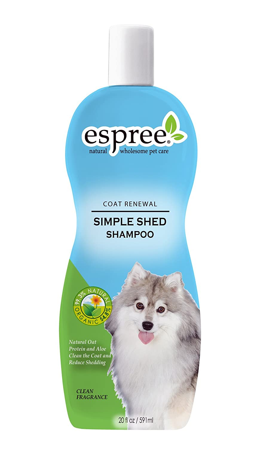 Espree Coat renovación Simple cobertizo Champú: Amazon.es: Productos para mascotas