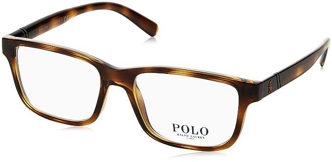 1f73005c2b9 Polo Ralph Lauren Lunettes de Vue PH 2176 HAVANA homme  Amazon.fr ...