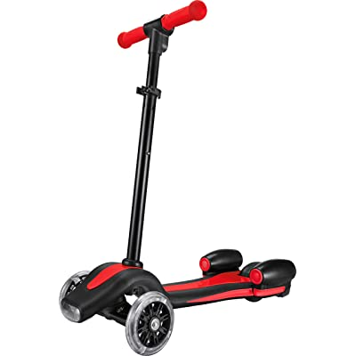 Prime Super Rocket Scooter - Red: Toys & Games