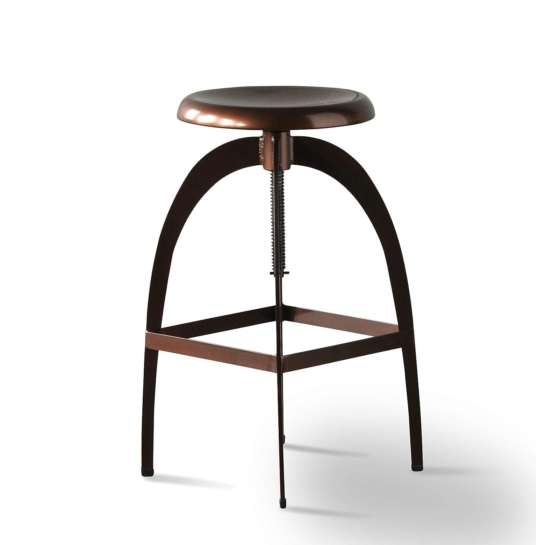 Phenomenal Where Saints Go Rocket Industrial Bronze Breakfast Kitchen Machost Co Dining Chair Design Ideas Machostcouk