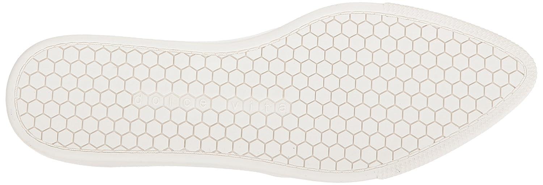 Dolce Vita Women's Geoff Sneaker B079H6BTRM 6.5 B(M) US White Mesh