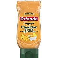 Orlando Salsa Cheedar Bacon 245 g