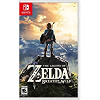 The Legend of Zelda: Breath of the Wild Standard Edition for Nintendo Switch by Nintendo