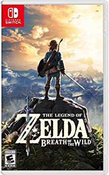 Legend of Zelda: Breath of the Wild - Switch