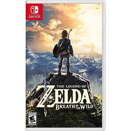 The Legend of Zelda Breath of the Wild  Nintendo SwitchUS