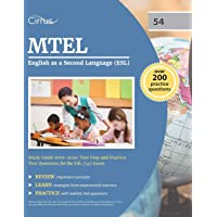 MTEL English as a Second Language (ESL) Study Guide 2019-2020: Test Prep and Practice...