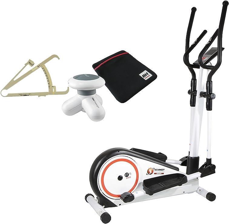 Schmidt by BH Bicicleta Elíptica Ct15 EMS: Amazon.es: Deportes y aire libre