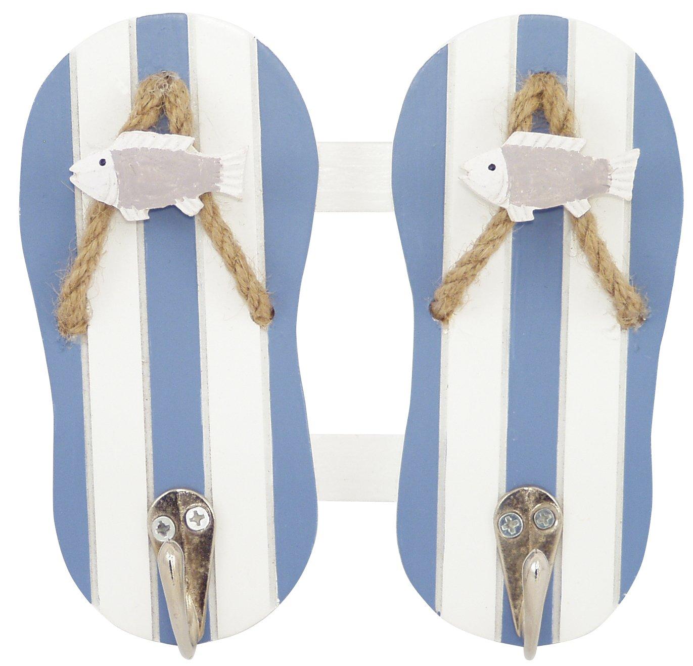 Générique 533-Colgador para Toallas Guantes Tongues 2 Ganchos de Madera 15 x 15 x 2 cm: Amazon.es: Hogar