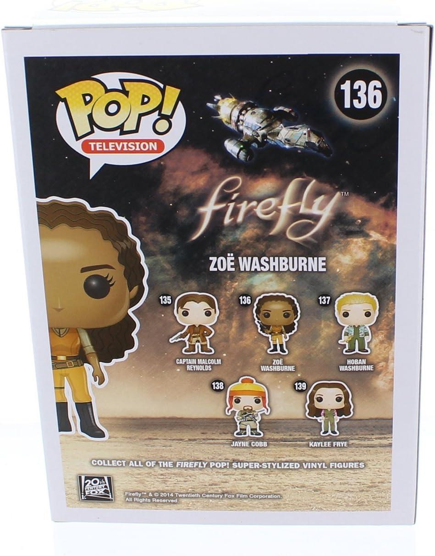 Zoe Washburne Firefly Funko