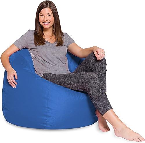 Posh Beanbags Big Comfy Bean Bag Posh Large Beanbag Chairs