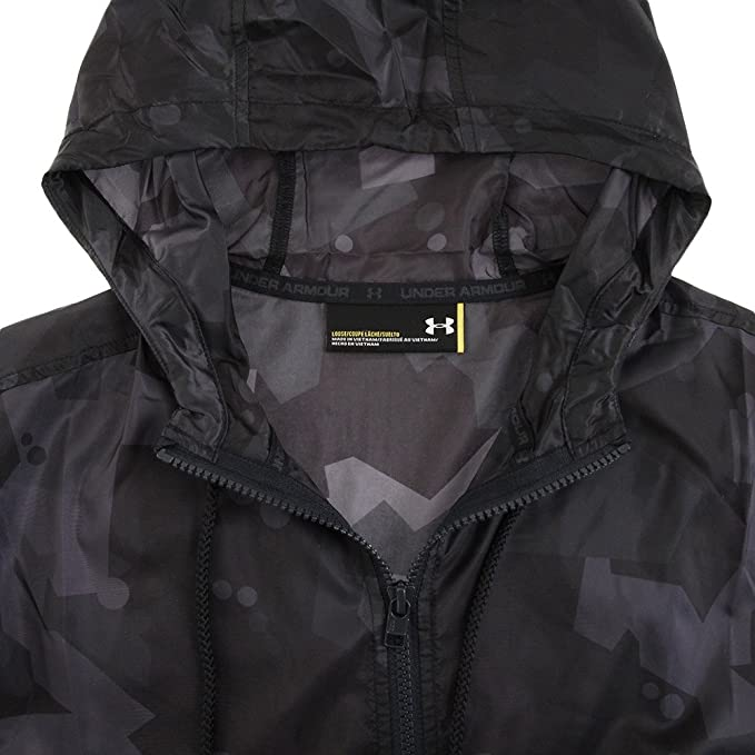 Under Armour Mens Pursuit Windbreaker Downtown at Amazon Mens Clothing store: