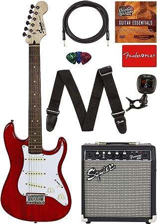 Fender Squier Short Scale Stratocaster