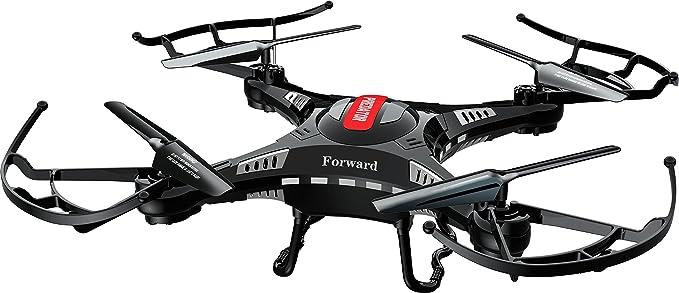 Dron PRIXTON PREDATOR, Cámara 2MP, 720P, HD, Color Negro ...