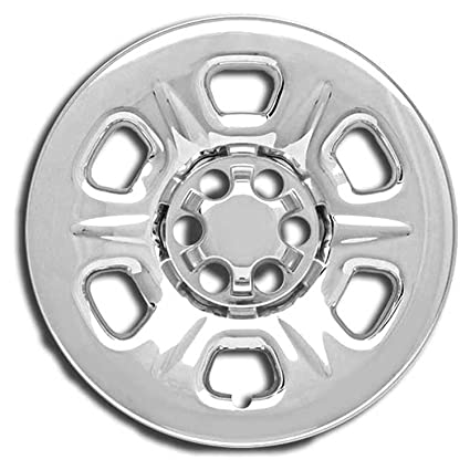 Upgrade Your Auto Premium Fx Chrome 15 Inch Wheel Skin Covers Set