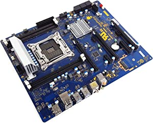 XJKKD Dell Alienware Area-51 R2 Intel Desktop Motherboard s2011