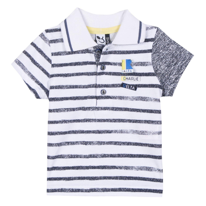 3 pommes Baby-Jungen Poloshirt 3L11003