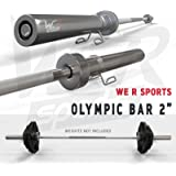 Olympique Haltère Bar Poids Levage Haltère Bar Avec Printemps Collier Gym Aptitude Faire Du Sport