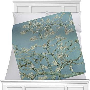 Amazon.com: Manta de Apple Blossoms (Van Gogh): Home & Kitchen
