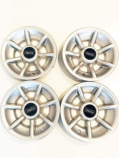 Amazon.com: Club Car Wheel Cover - Original to Precedent Set ...
