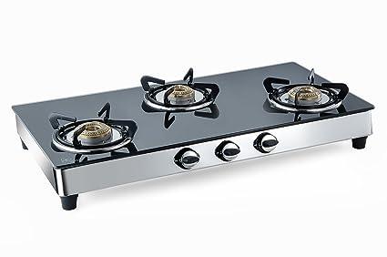 85eccd567 Buy Surya Benz Glass LPG Cooktop