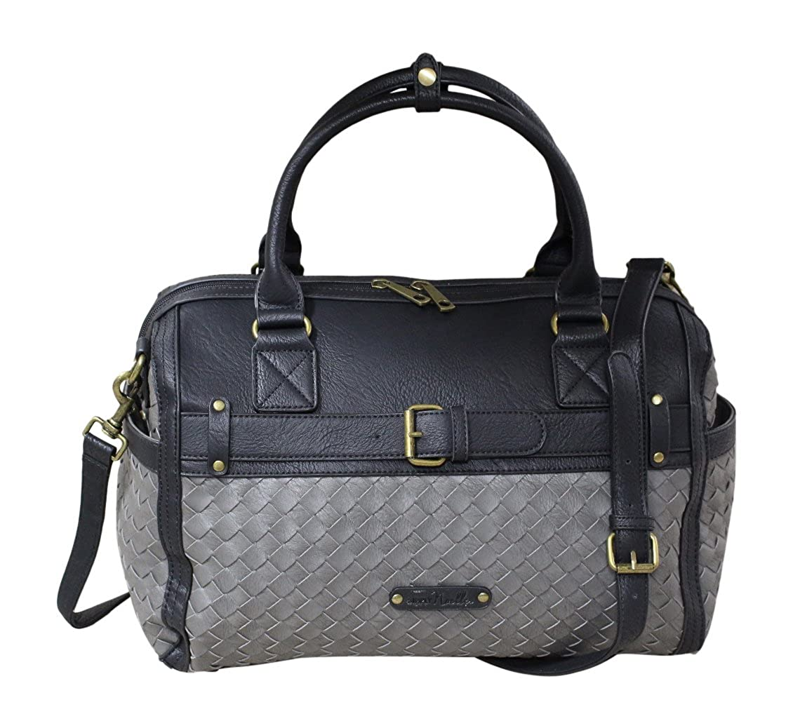Simply Noelle Over Under Duffel Bag Slate