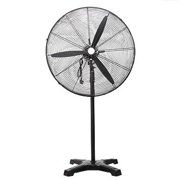 Iglobalbuy 30 inch Heavy Duty High Velocity Oscillating Pedestal Industrial stand Fan