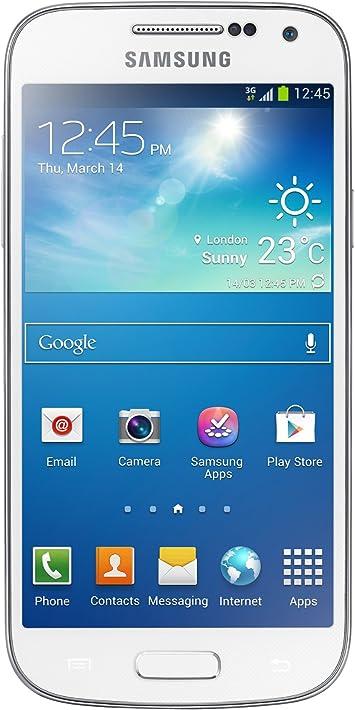 Samsung Galaxy S4 Mini 8 GB - Smartphone libre Android (pantalla ...
