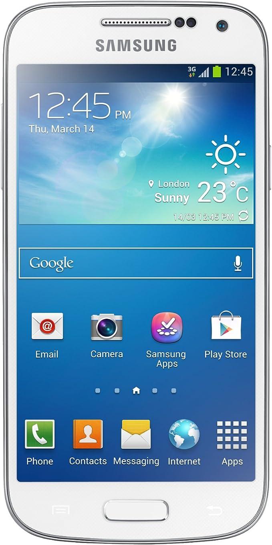 Samsung Galaxy S4 Mini 8 GB - Smartphone libre Android (pantalla 4.27