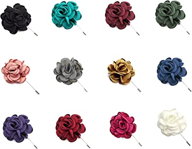 #1 lapel stick pin  Stick Brooch for Men Women Suit Boutonniere Jewelry Gift