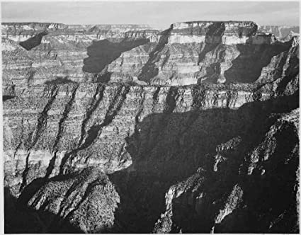 Amazon com: The Museum Outlet - Adams - Grand Canyon North Rim