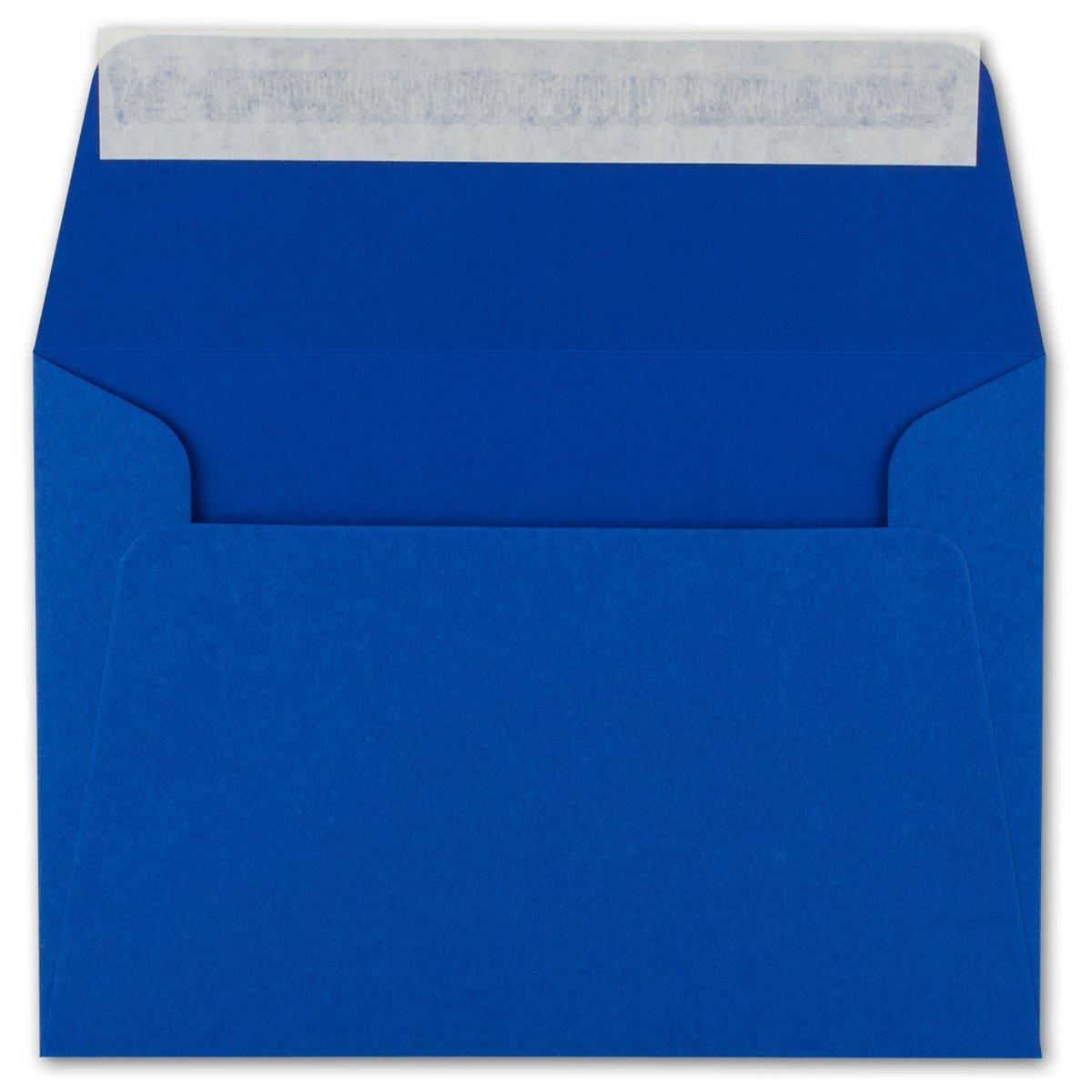 200x Brief-Umschläge B6 - - - Naturweiss - 12,5 x 17,5 cm - Haftklebung 120 g m² - breite edle Verschluss-Lasche - hochwertige Einladungs-Umschläge B078HBZHSG   Starke Hitze- und Hitzebeständigkeit  49110e
