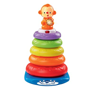 Vtech Baby Vtech Stack and Discover Rings : Baby