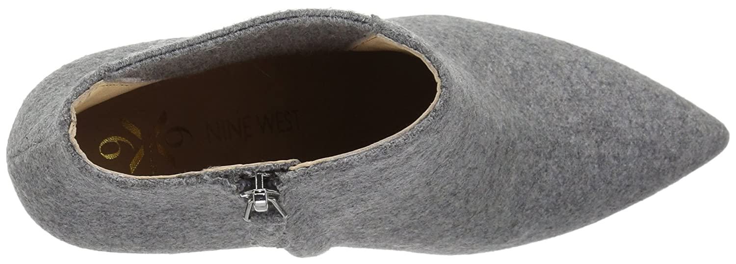 Nine West Women's Front9x9 Grey B0058SB1AW 11 B(M) US|Light Grey/Light Grey Front9x9 Wool eed615