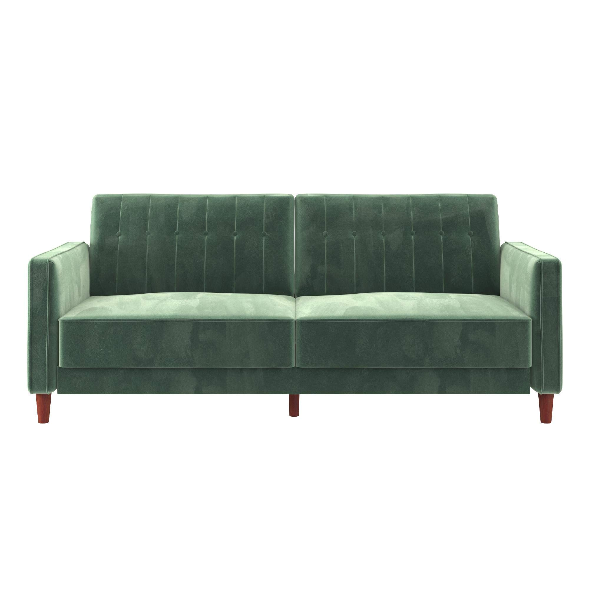 DHP Ivana Futon, Light Green by DHP