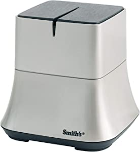 Smith's 51030 Mesa Electric Single-Slot Knife Sharpener (Gray)