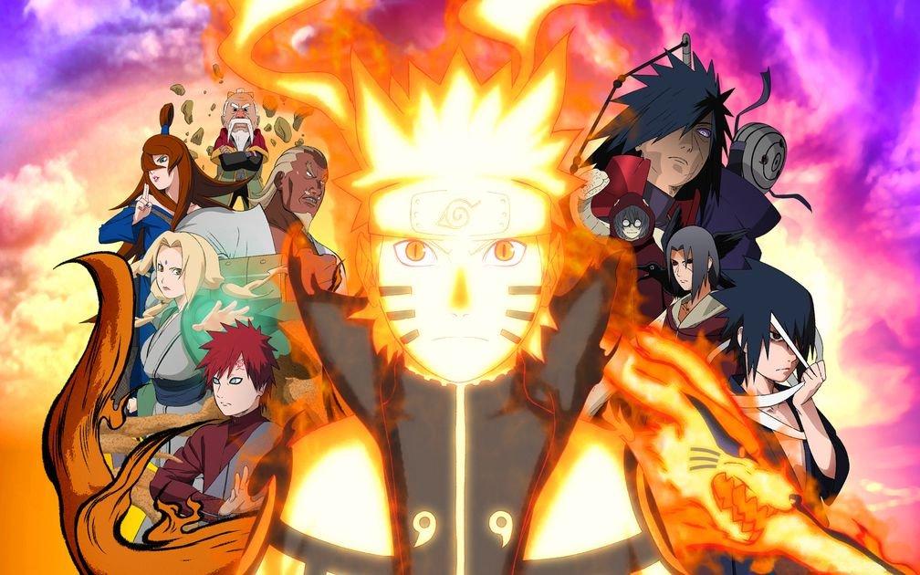 0-HOAD69 Road to Ninja Naruto the Movie by Masashi Kishimoto ...
