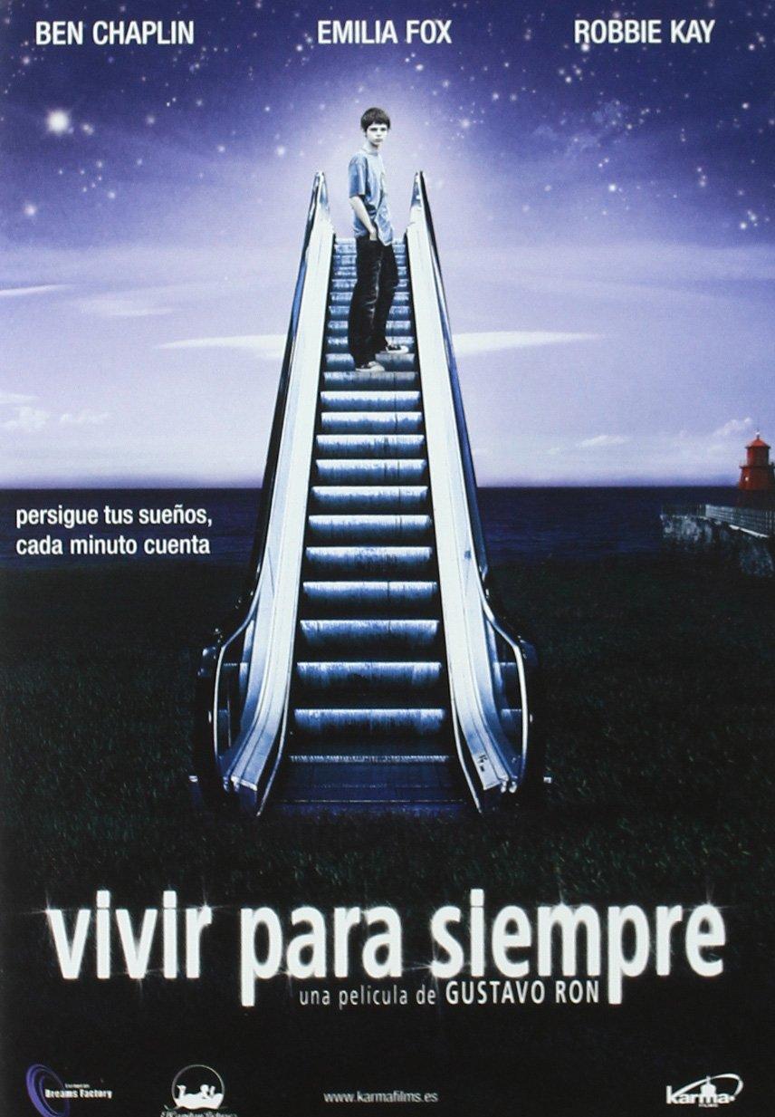Vivir para siempre [DVD]: Amazon.es: Robbie Kay, Ben Chaplin ...