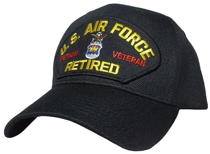 e017cba82 US Air Force Vietnam Veteran Retired Cap
