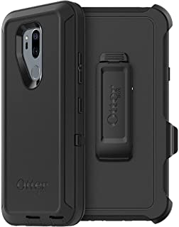 sports shoes 2edf4 4d454 Amazon.com: OtterBox Defender Series Case for LG G7 ThinQ - Retail ...