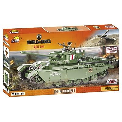 COBI Small Army Wolrd of Tanks, Centurion I: Toys & Games