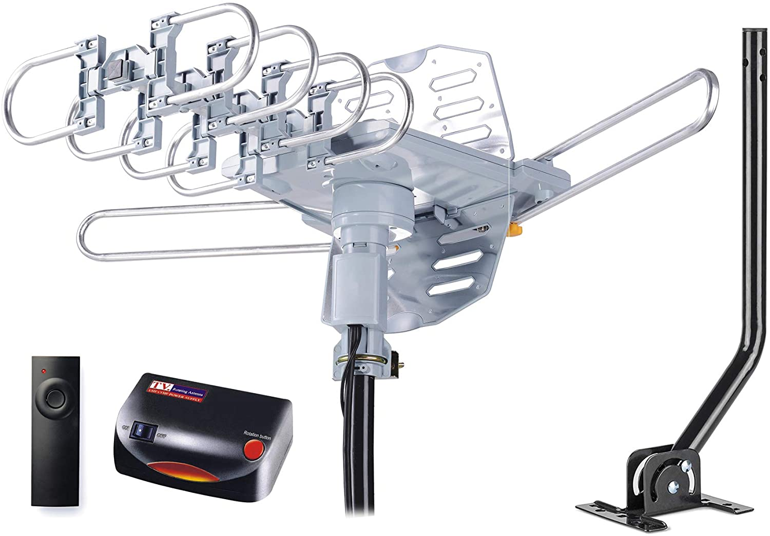 pingbingding PBD WA-2608 Digital Amplified Outdoor HDTV Antenna