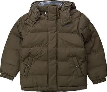 Timberland - Plumífero impermeable con capucha para niño